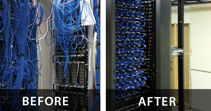 Premier Communications Structured Cabling Systems Fort